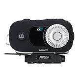 AiRideG53500M1080PMotorradhelmKamera DVR Intercom Headset Fahrrekorder mit Bluetooth-Funktion Interphone