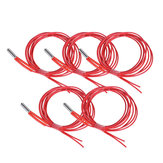 Anet® 5Pcs 12V 40W 1m Single End Cartridge Heater for RepRap Prusa i3 A8/A8 Plus 3D Printer