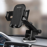 Yesido C23 Universal Car Phone Holder Stand Dashboard Windshield GPS Car Mount Bracket Sucker Mobile Phone Holder Under For 6.4 inch devices