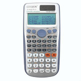 FX-991ES-PLUS Scientific Calculator Office Calculator 417 Kinds of Functions Student Function Scientific Calculator School Exam Calculator Cientification