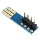 5Pcs I2C WiiChuck Nunchuck Small Adapter Shield Module Board Geekcreit para Arduino - produtos que funcionam com placas oficiais Arduino