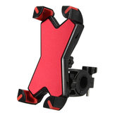 3.5-7 inch Phone GPS X Holder iPhone Bicycle Motorcycle MTB Bike Handlebar Mount Bracket