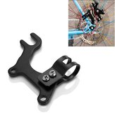 Adjustable Bicycle Bike Disc Brake Bracket Frame Adaptor Mounting Holder