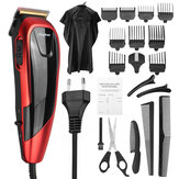 220V JH4301 Hair Clipper Scissors Adult Men Hair Clipper Haircut Machine With Full Set Accessory