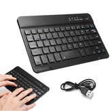 59 Teclas Sem Fio Bluetooth Teclado Para Dispositivos iOS Android Android iPhone iPad Macbook Samsung