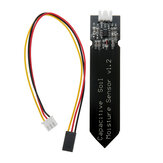 Capacitive Soil Moisture Sensor Not Easy To Corrode Wide Voltage Monitor Module For Arduino