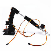 Small Hammer DIY 6DOF Metal RC Robot Arm Kit With MG996 Servos