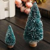 Mini Kerstboomboom Kerstversiering Ornament