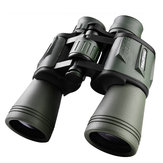 IPRee® 20x50 HD High-power BAK4 Lornetka Clear Night Vision Optic Lens Wodoodporny Telescope