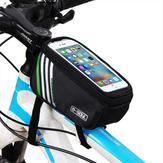 Sport de plein air cyclisme écran tactile avant cadre pochette téléphone sac support pour iPhone Xiaomi Samsung non original