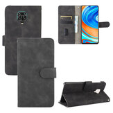 Bakeey voor Xiaomi Redmi Note 9S / Redmi Note 9 Pro Case Magnetische Flip met Multi Card Slots Wallet Stand PU Leather Full Cover Proective Case Niet-origineel