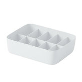 Underwear Stockings Plastic Storage Box Drawer Type Clothes Baskets Sorting Box with PP Material