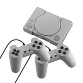 DATA FROG PS1 Mini 8-bit 620 Classic Games Retro Mini TV فيديو Game Console with Gamepads