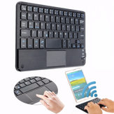 81 Tasten Bluetooth Tastatur mit Touchpad für Samrt Telefon / Tablet / Android 3.0 / Windows XP / 7/8