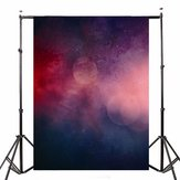 1.5X2.1m Photographic Background Fabric Clot Vinyl Sky Stars Studio Backdrop