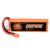 URUAV GRAPHENE 2S 7.4V 3300mAh 100C Lipo Battery XT60 Plug for FPV RC Racing Drone