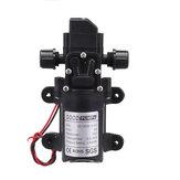 Pompa a diaframma DC 12V 60W Pompa di aspirazione domestica per pompa ad acqua ad alta pressione 6L / Min