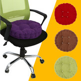 50cm Round Chair Cushion Dining Chair Pad Office Home Garden Dining Room Kitchen Patio Soft Chair Tatami Mat Furniture Decorations
