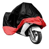 Moto Street Bike Cover Impermeable Lluvia protectora transpirable