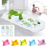 Baby Bath Seat Chair Anti-skid Mat Supporting Pad for Child Bathing