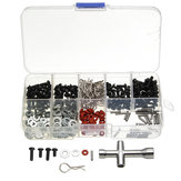 270pcs Screws Box Hexagon Wrench Repair Tool Kit for DIY Repair