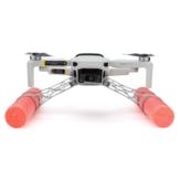 Kit galleggiante di addestramento per attrezzi di atterraggio di smorzamento Kit di stampa 3D con galleggiamento bastone per DJI Mavic Mini RC Drone
