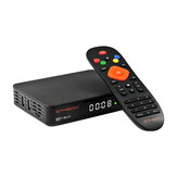 GTMEDIA GTT-2 Amlogic S905D 2/8GB 2.4G WiFi BT4.0 Android 6.0 UHD 4K TV Box Combo DVB-T2 DVB-C ISDBT Signal Receiver Set-top Box