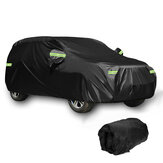 Universal Full SUV Car Cover Outdoor Sun UV Snow Dust Rain Resistant Protection