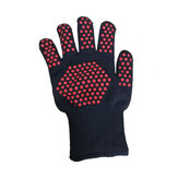 1PC Extreme Heat Resistant Kitchen Oven Mitts Multi-Purpose Barbecue BBQ Gloves Anti-Cutting Cooking Baking Gloves