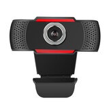 R9 720P HD USB Webcams 2MP Computer Camera Built-In Sound-Absorbing Microphone 1280 * 720 Dynamic Resolution