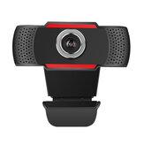 R9 720P HD Webcams USB Câmera de Computador de 2MP Microfone Absorvedor de Som Integrado 1280 * 720 Resolução Dinâmica