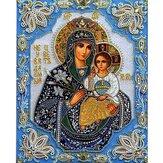 DIY 5D Diamond Painting Madonna and Jesus Art Craft Kit Decoraciones de pared hechas a mano Regalos para niños Adultos