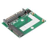 3個のmSATA SSDから2.5インチSATA 6.0GPSアダプターコンバーターカードモジュールボードミニPcie SSD互換SATA3.0Gbps / SATA 1.5Gbps