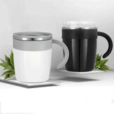 No Battery Automatic Self Stirring Mug Cup Portable Coffee Milk Mixing Mug Smart Temperature Present Gift Supplies