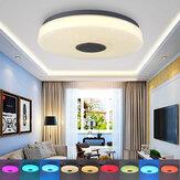 33cm LED Plafoniere Colorful DownLight lampada Smart Control bluetooth APP WIFI Home