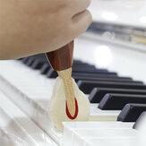 Profesyonel Ahşap Piyano Akordu Hammer Piyano Aksesuarları Melodi ayarlamak için Aletler Tuning