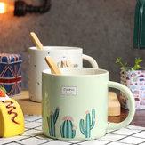 Tasseàcaféencéramiquecréative tasse tasse à eau tasse modèle cactus tasse durable