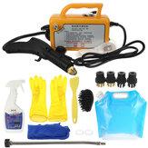 220V 2800W Wysokotemperaturowa mobilna maszyna czyszcząca pod wysokim ciśnieniem Odkurzacz parowy