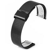Bakeey استبدال غير القابل للصدأ الفولاذ المعصم حزام ساعة اليد ل Amazfit ذكي