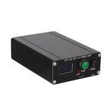 ATU-100 1.8-55Mhz 100W akcesoria metalowe zmontowane Mini automatyczny tuner antenowy krótkofalówka Type C z narzędziem Case