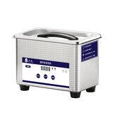 Skymen JP-008 Ultrasonic Cleaner 0.8L Manicure Tools Metal Parts Cutters Ultrasound Jewelry Bath Dental Ultrasonic Wavee Washing Machine