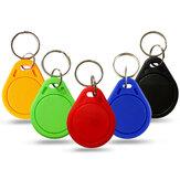 Bakeey 13,56 MHz IC-Schlüsselanhänger Türschlosskartenleser RFID Schlüsselfinderkarte für Türschlosssystem