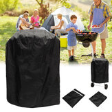 77x58cm BBQ Grill Cover Waterproof Outdoor Camping Portable Gas Stove Anti Dust Barbeque Protector