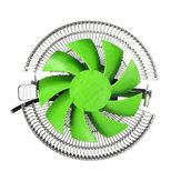 3 Pin Silencioso Low Noise CPU Cooling Fan Cooler Dissipador de Calor para LGA 1155/2011/775 AMD 2/2 + / 3 +