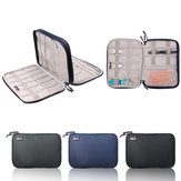 BUBM Double Layer Universal Electronics Accessories Travel bag / Hard Drive Case / Cable organizer