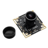 136° 2 Million Pixel USB Camera Module 1080P HD for Face Recognition with Microphone 2MP Wide-angle Cam Module
