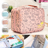 Waterdichte Expandabl Travel Hanging Washbag Toiletry Ladies Dames Make-up-tas