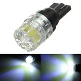 T10 bianco luci di coda laterale 5050 SMD LED auto lampadine 12v