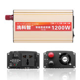DC 12 V / 24 V / 48 V Para AC 220 V 1200 W Modificado Sine Wave Power Inverter LCD Conversor