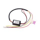 ON / OFF Karartma Otomatik Dimmer LED Gündüz Çalışan Işık Röle Demeti DRL Denetleyici Modülü
